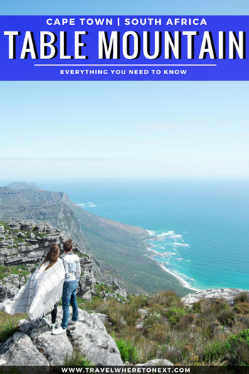Heading to South Africa soon and need some information on Table Mountain. Check out everything you need to know here!