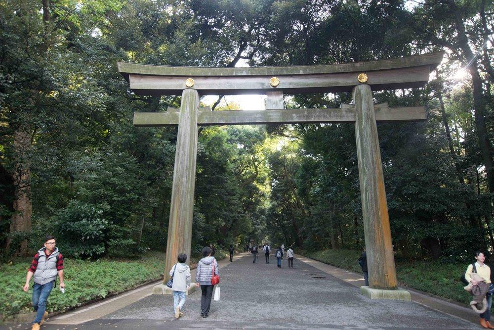 Meiji-Jingu -