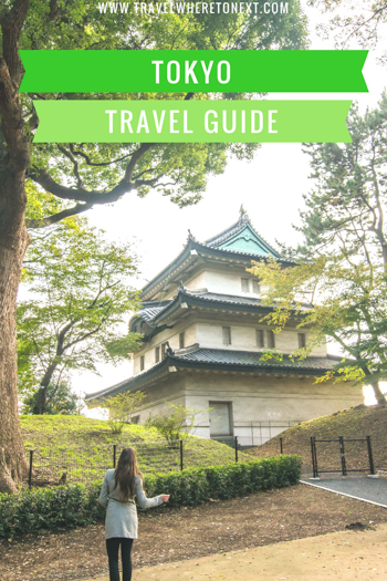 Planning a trip to Tokyo Japan? Everything you need to know to plan your trip is here! Where to go, where to stay and how to get there!