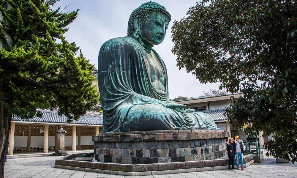 One of the best day trips from Tokyo is Kamakura