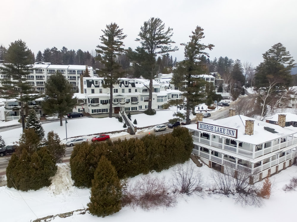 Mirror Lake inn is one of the best hotels in all of the Adirondacks!