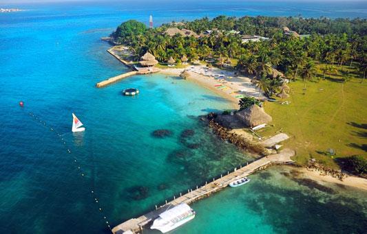 Visit Rosario Islands