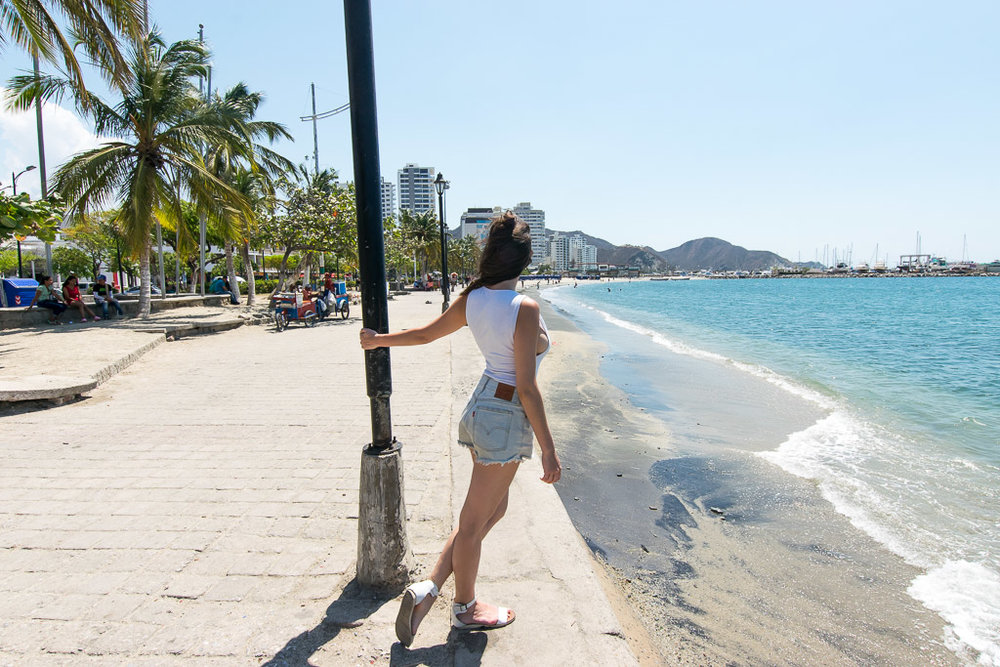 One of the best things to do in Cartagena is take a trip to Santa Marta