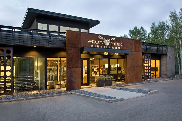 Visit Woody Creek Distillary