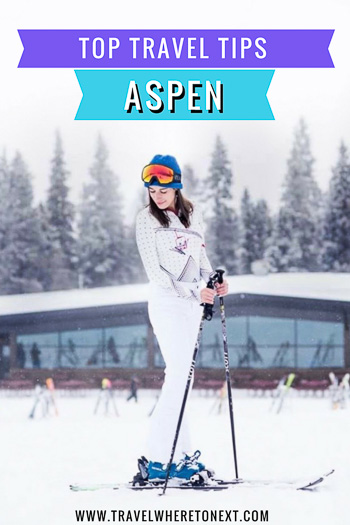 Heading to Aspen soon? Read on to find out all the things you need to know when planning your trip to Aspen