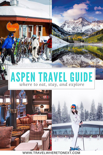 Heading to Aspen soon? Check out where the best places to stay in Aspen, the best hotels in Aspen, and the top things to do in Aspen.