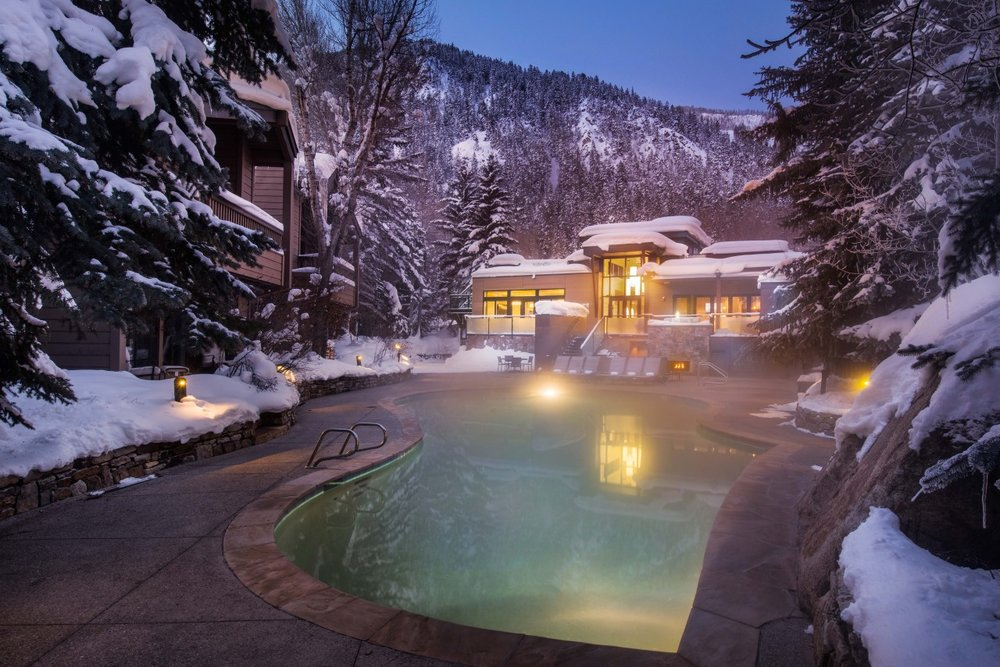 Pool at The Gant