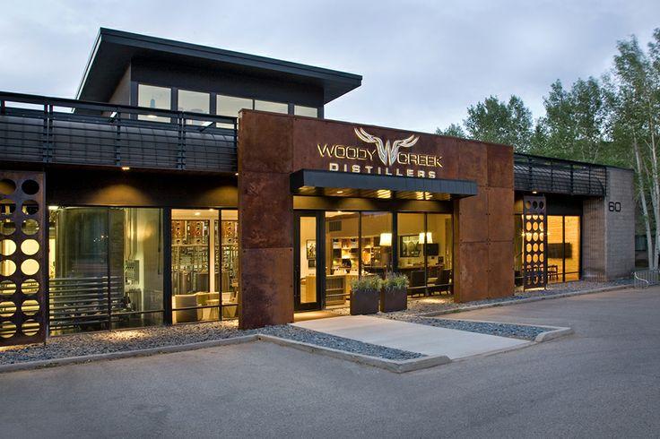 Woody Creek Distillary