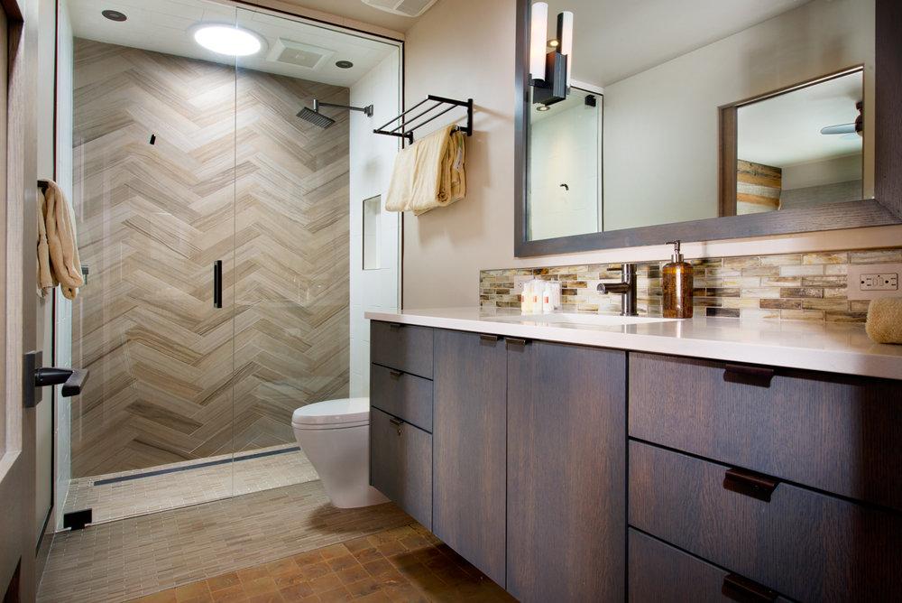 Bathrooms at The Gant Aspen