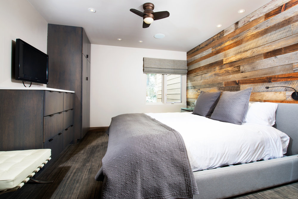 Bedrooms at The Gant Aspen