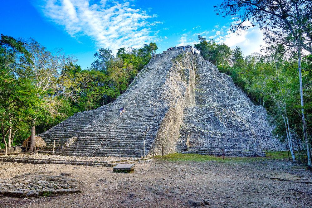 Coba Ruins | Tulum, Mexico Source:  Expert Vagabond