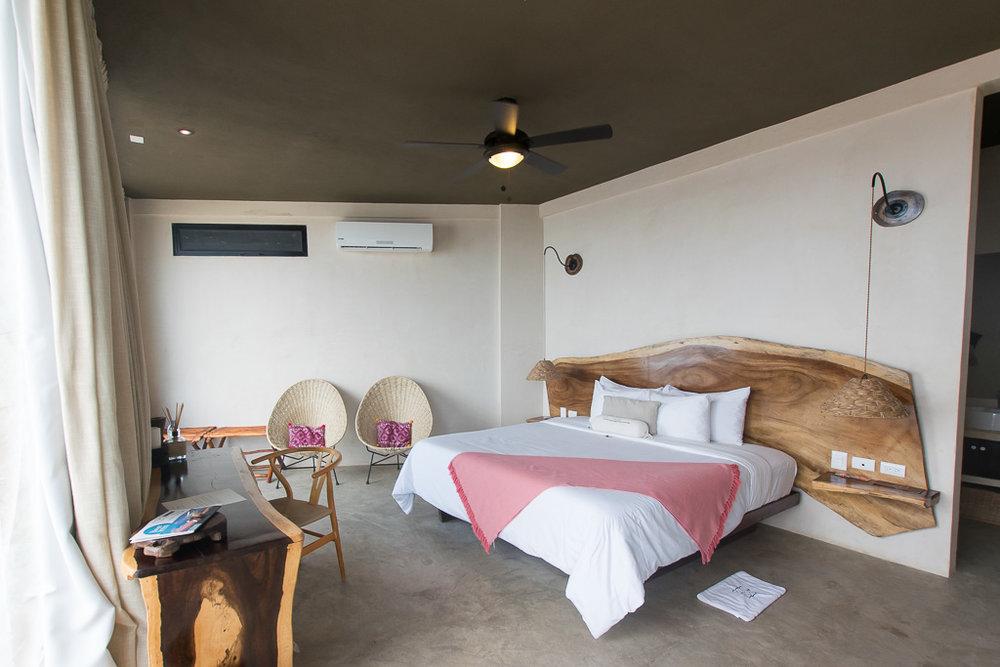 The Room at Tata Tulum