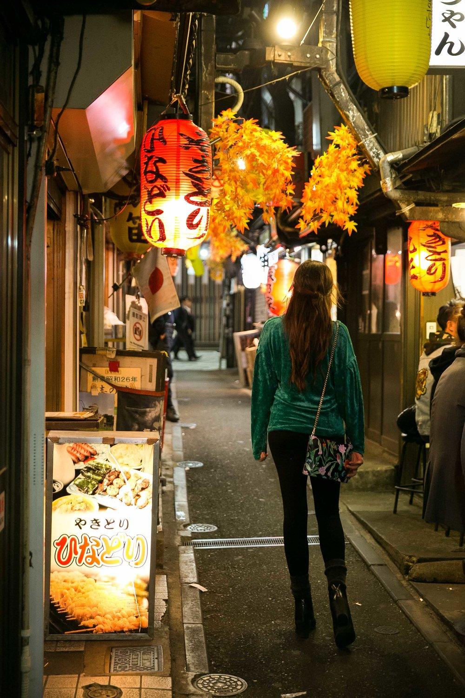 Ramen Road | Tokyo, Japan