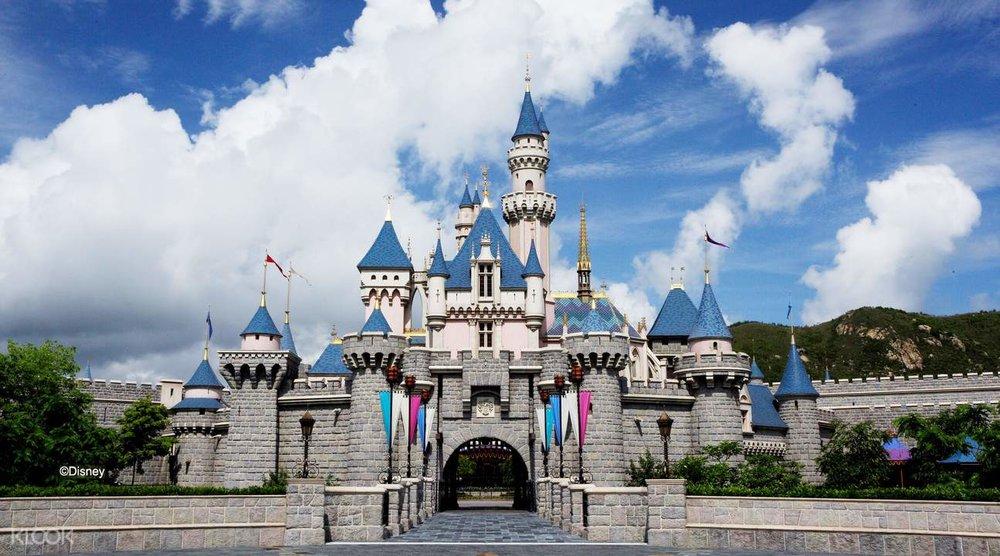 Visit HK Disney