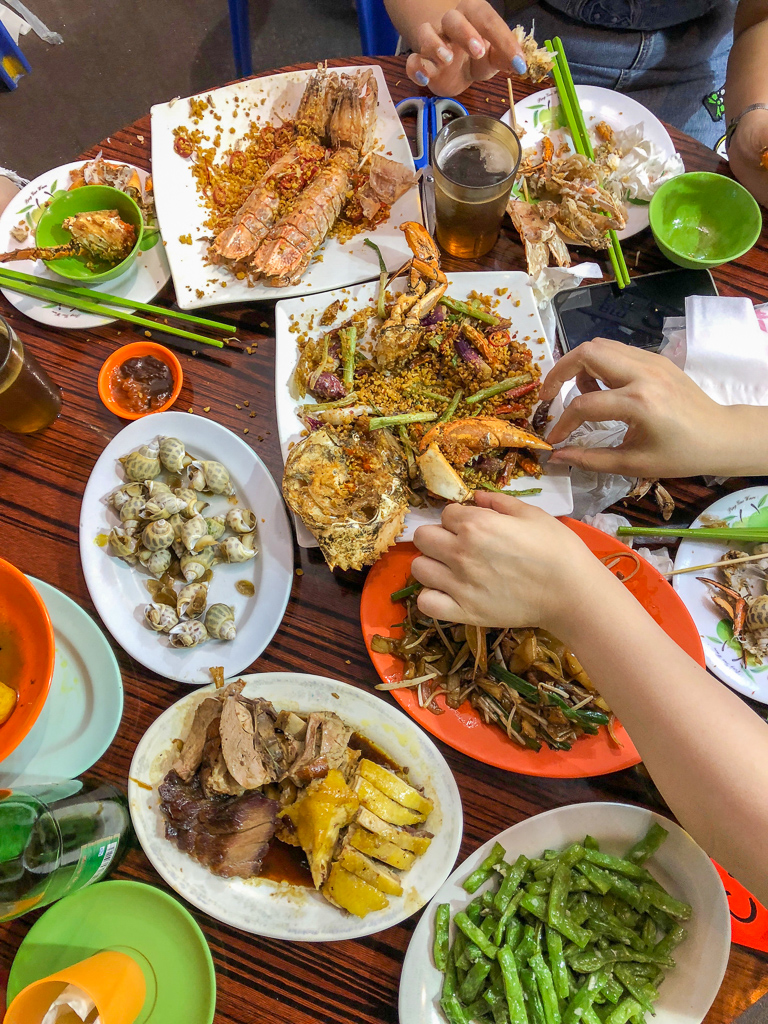 Join a food tour