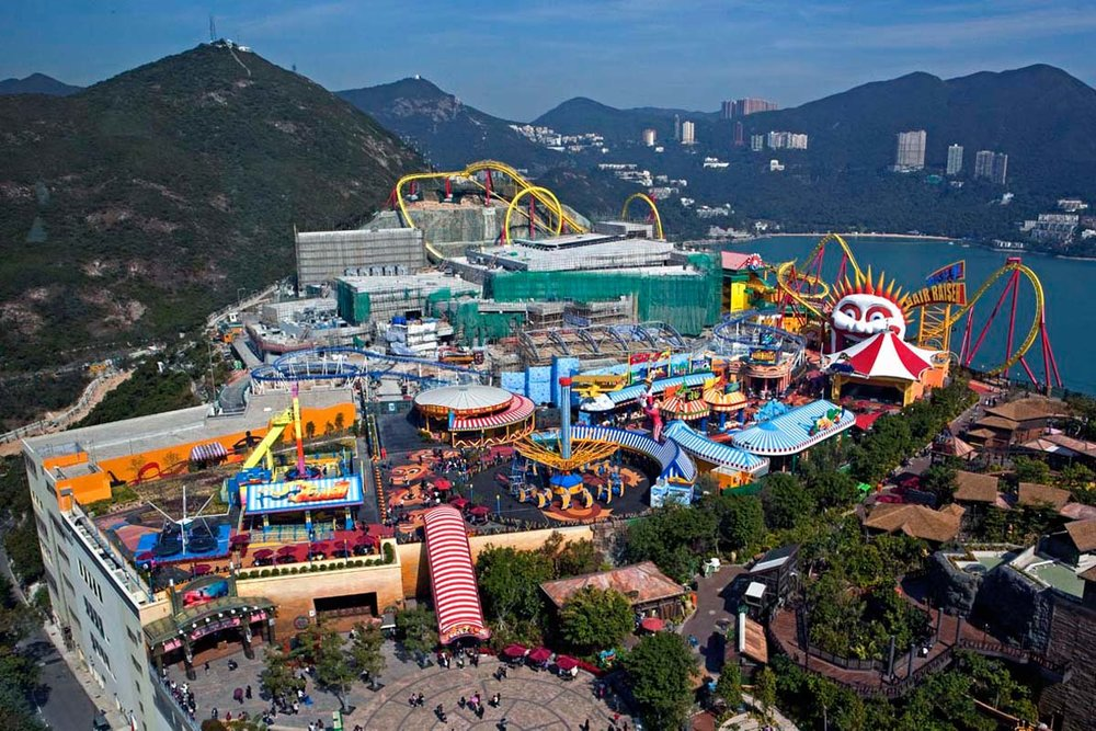 Spend the day at Ocean Park