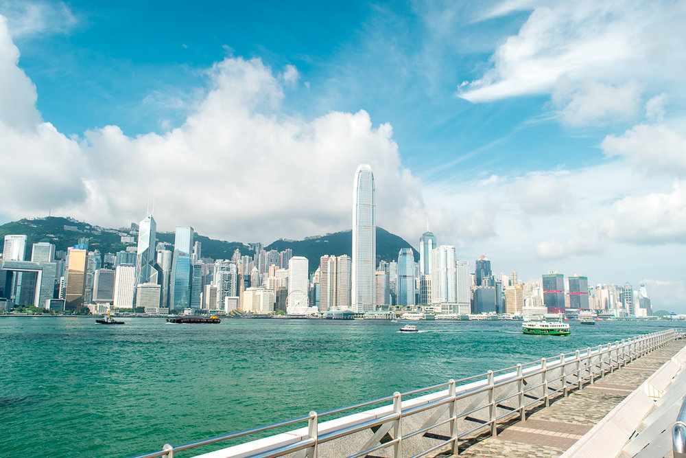 One of the best things to do is walk victoria harbor