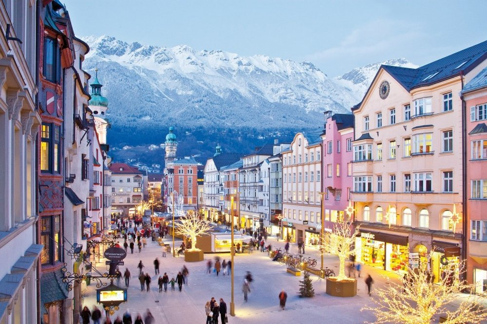 Innsbruck Travel Guide Where To Next Budget Travel Tips Solo