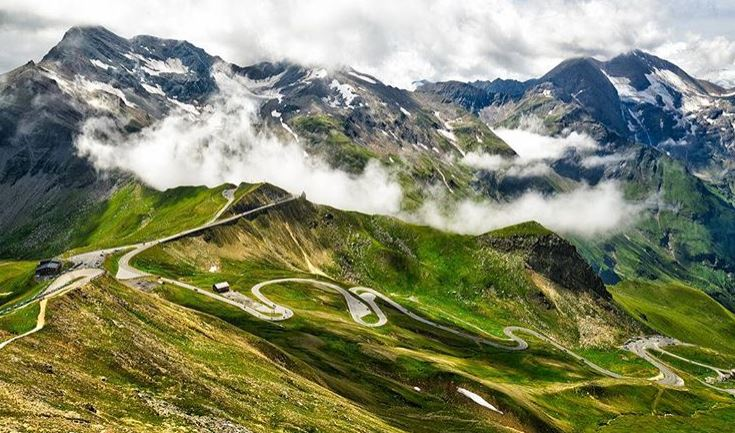 Grossglockner Road - Super famous swirly road, also known as the High Alpine Road. If you can, plan a road trip while in Salzburg. The scenery is gorgeous and you'll experience the Alps at your pace.