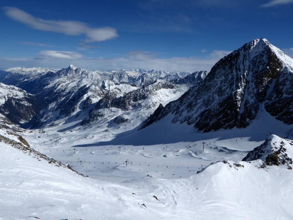 Stubai Glacier -