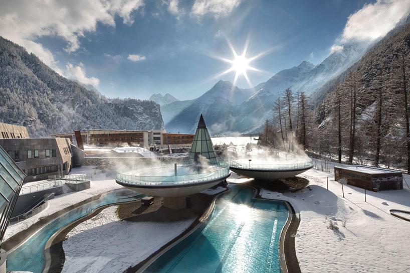 Aqua Dome thermal spa resort -