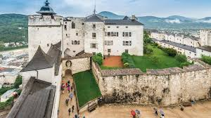 Hohensalzburg Castle One of the best things to do in Salzburg!  -