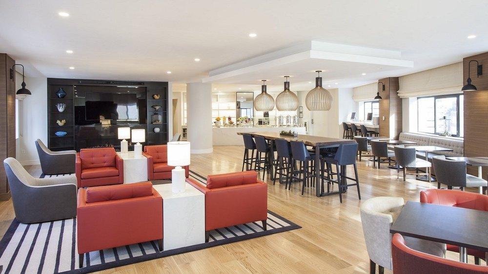 Westin Club Lounge