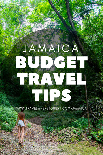 Budget travel has never been easier and you can definitely travel on a budget to Jamaica! Read on to find out all my tips!