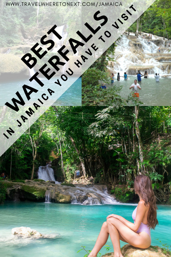 One of the best things to do in Jamaica is visit waterfalls. Here are all the ones you can't miss on your next trip.