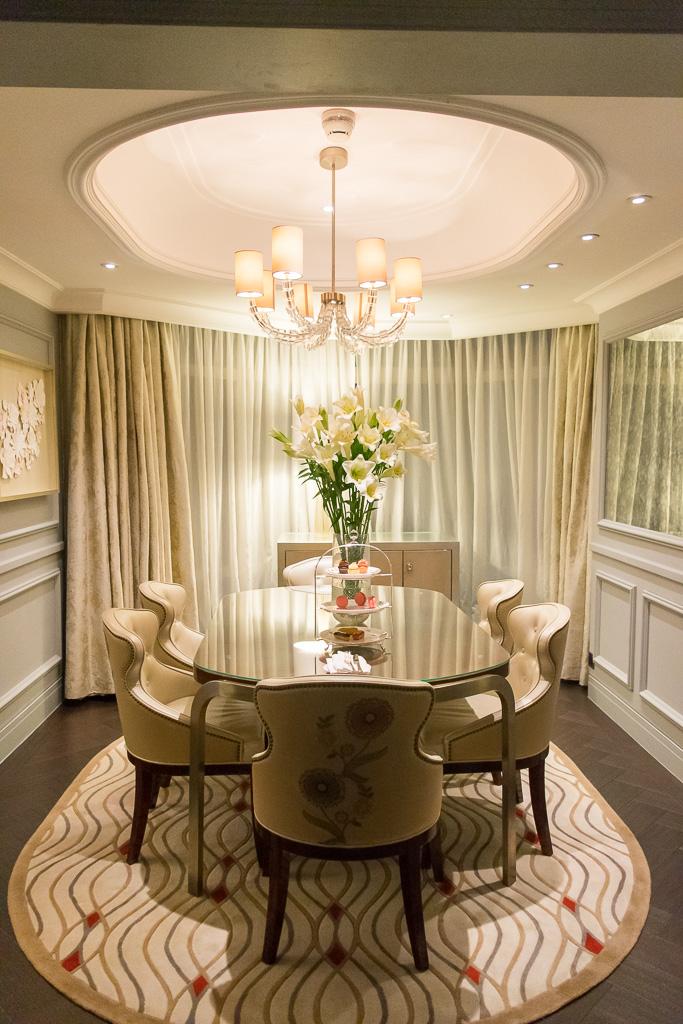 Suite at the Langham Hong Kong