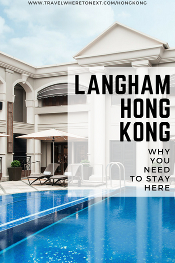 Want to stay at the best hotel in Hong Kong? Click on to find out why you should definitely stay at The Langham - seriously - don't miss it