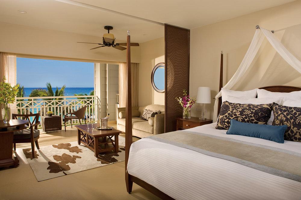 King Room at Secrets in Montego Bay