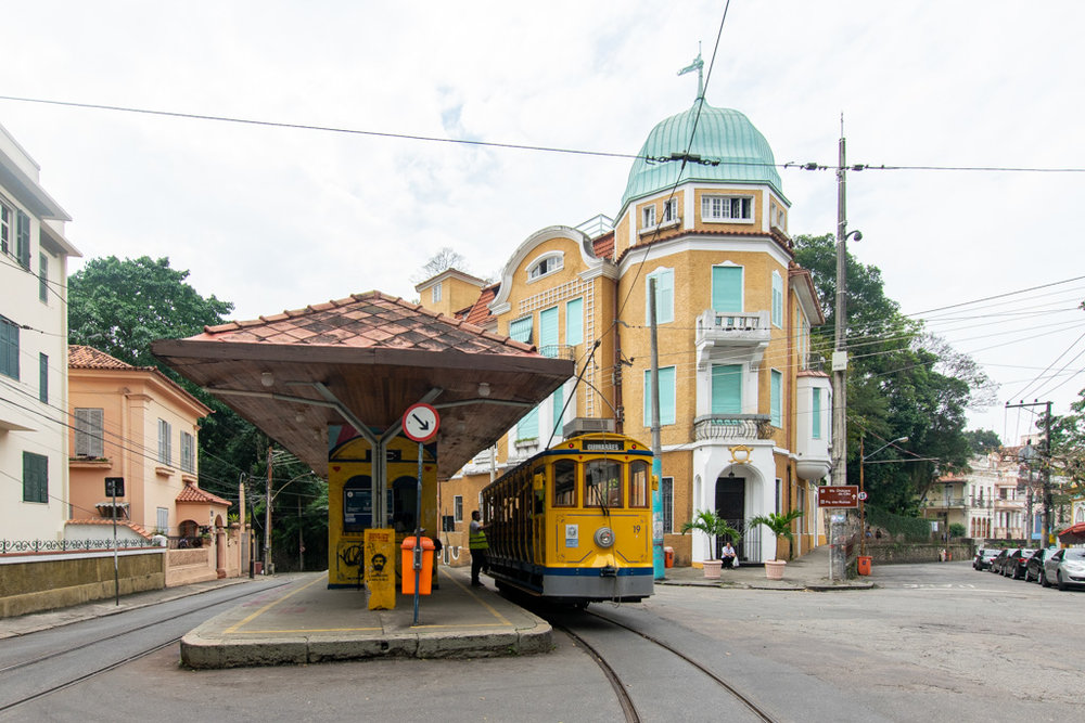 A charming neighborhood you should visit in Rio is Santa Teresa