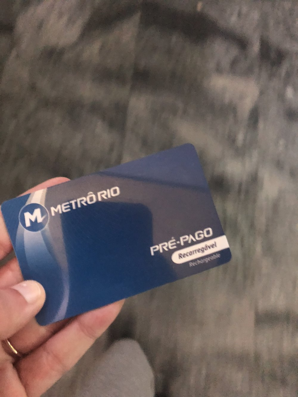 MetroRio Card