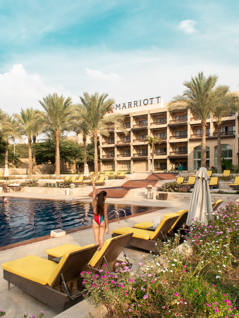 Want to know just how much I loved staying at the Marriott Mena House in Cairo? Check out my full review of the hotel including some insider tips to be sure you have the perfect stay.