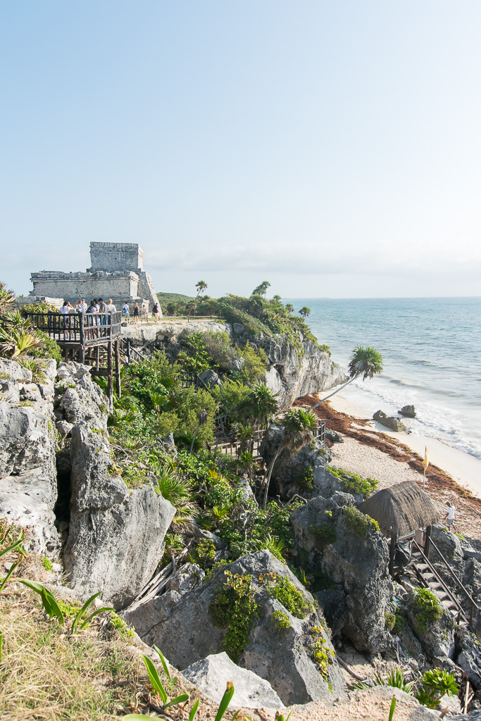 Find the best travel guides for visiting Tulum in Mexico. Including where to stay in Tulum, what time of year to visit Tulum, and of course how to get to Tulum - one of the most beautiful travel destination in Mexico.