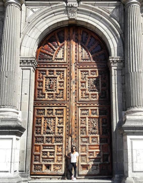 Photo Credit:    @ luzechenique05   Location:  Catedral Metropolitana