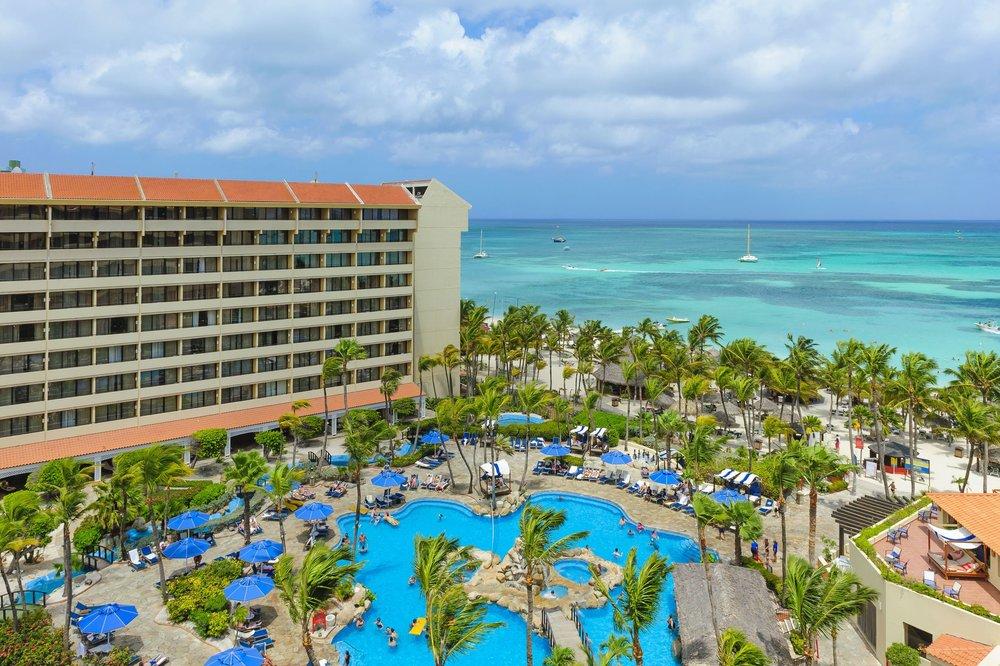 Barcelo Aruba Resortone of the best timeshares in Aruba