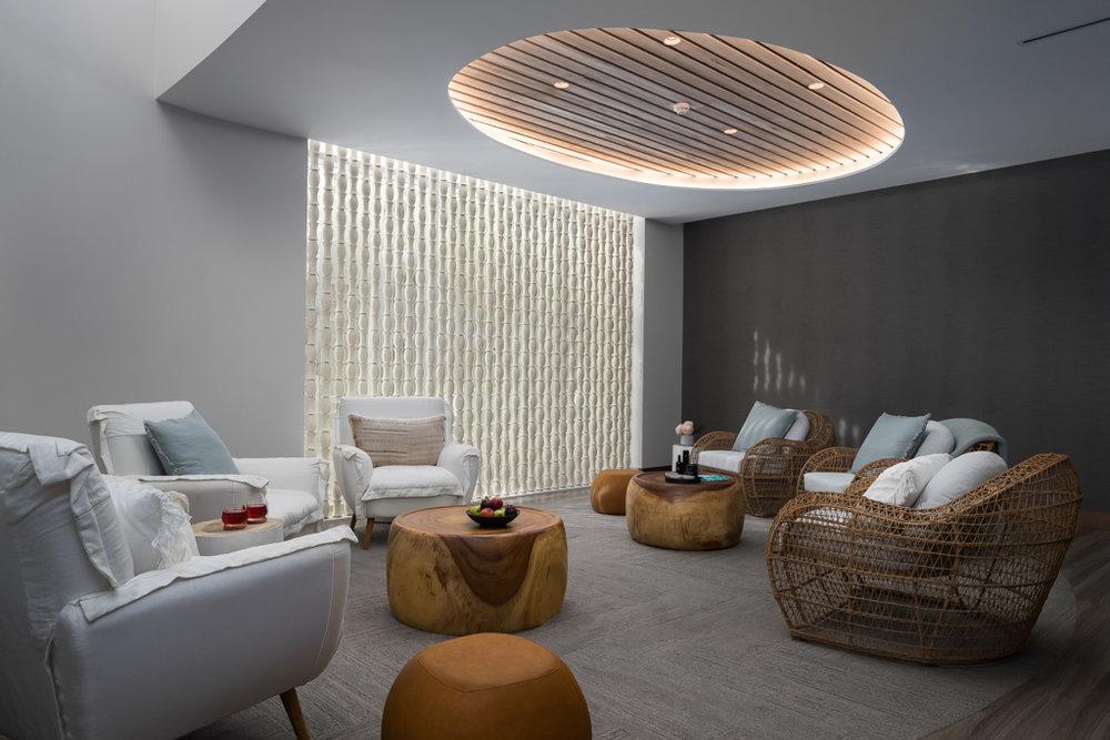 Lounge at Eleme Spa