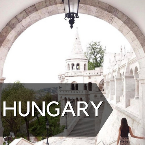 Hungary Travel Guides