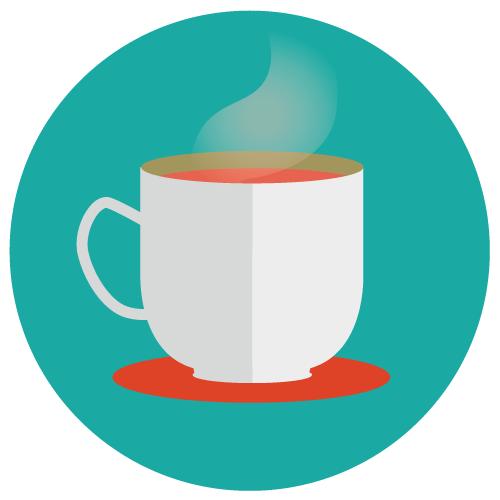 Afbeelding van koffie kop