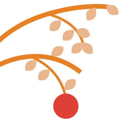 fruit aan boom