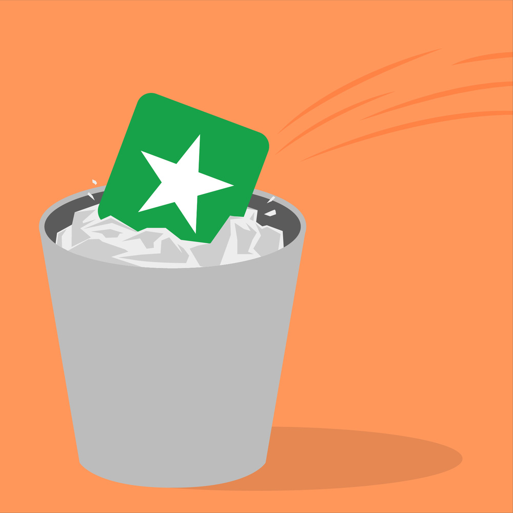 image of trustpilot star