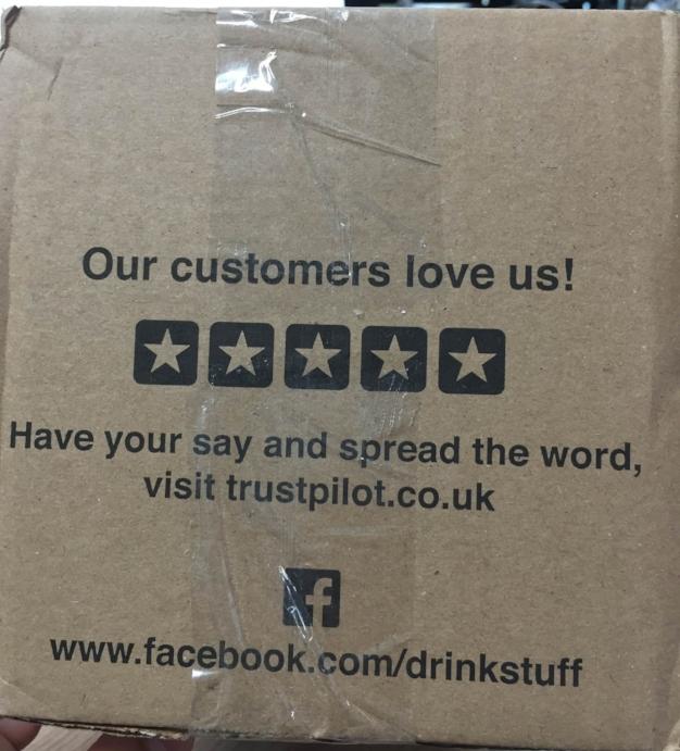 drinkstuff box