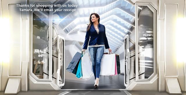 Om de concurrentie bij te kunnen blijven, moeten online winkels meer gepersonaliseerde services en interactie aanbieden.