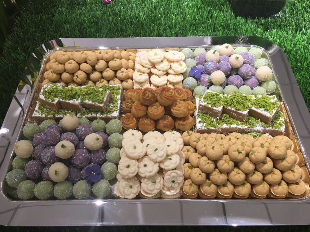 Persian Pastries on the Haft Seen