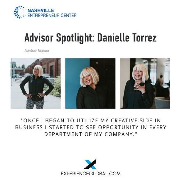 Danielle Kimmey Torrez Advisor Spotlight