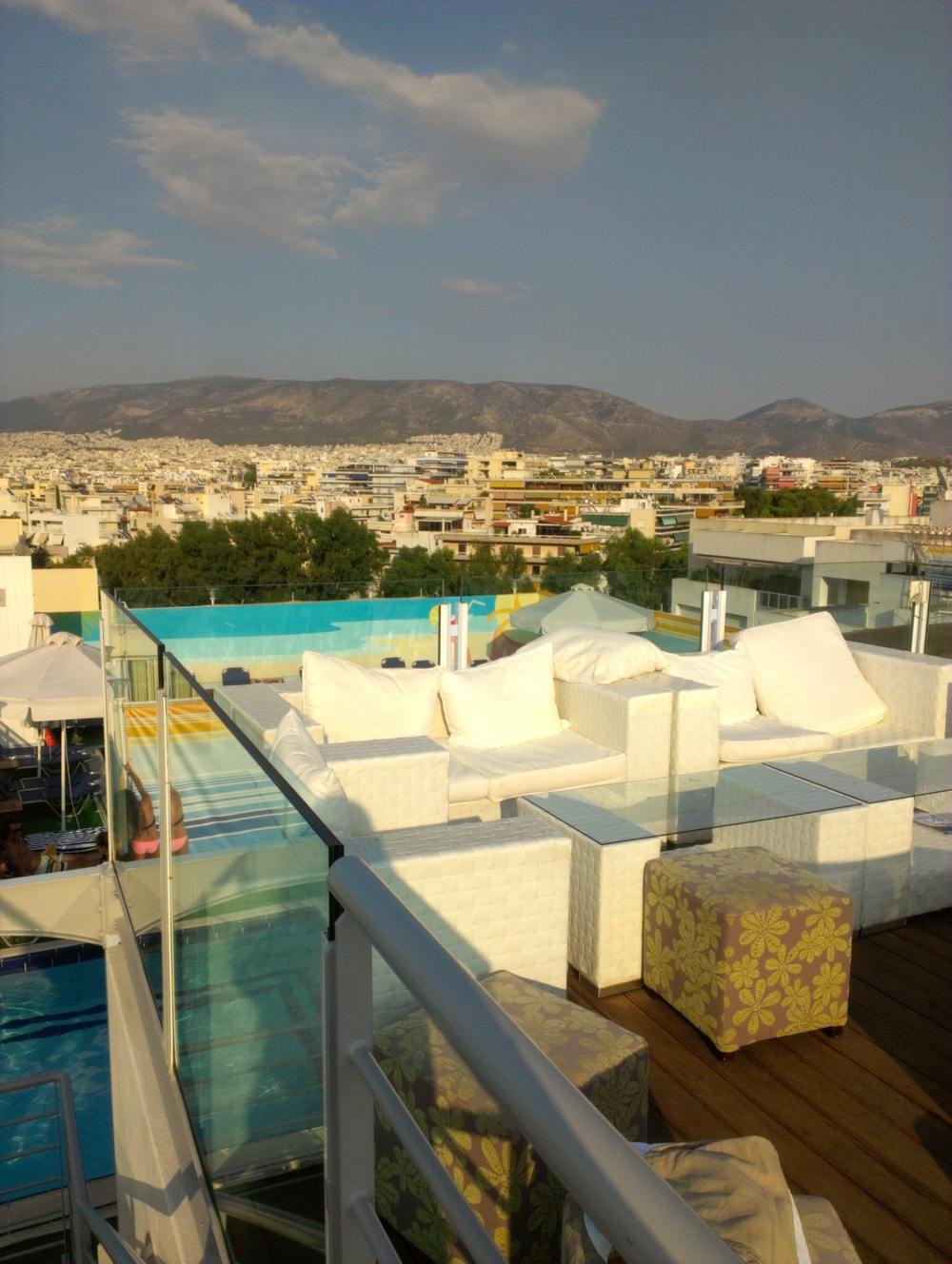 Poseidon Rooftop Pool