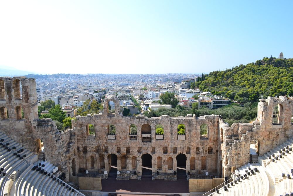 Odeon of Herodes Atticus (Theatre)