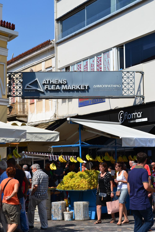 Athens Flea Market